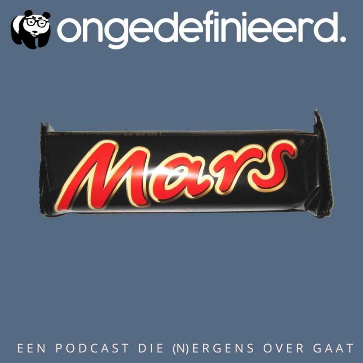 cover art for Ongedefinieerd S4 E8, op Mars met een endoscoop