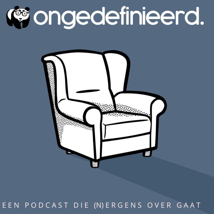 cover art for Ongedefinieerd S4 E17, geef die man een stoel!