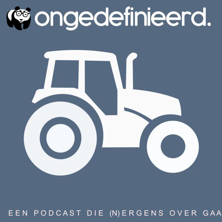 cover art for Ongedefinieerd S4 E24 'Het is Top Gear in een Boer Zoekt Vrouw setting'
