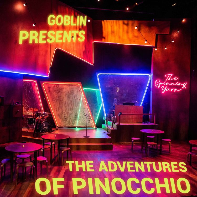 cover art for The Adventures of Pinocchio- Part 2