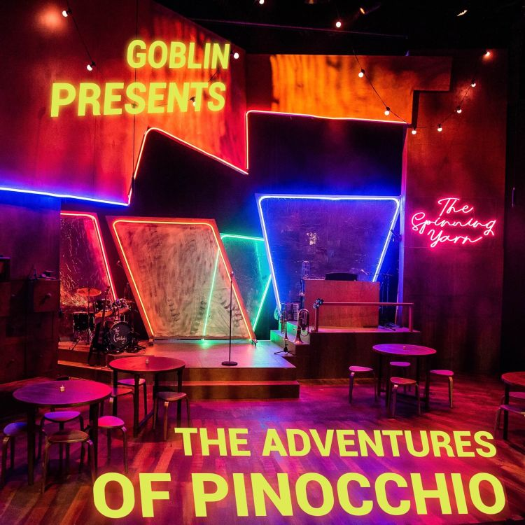 cover art for The Adventures of Pinocchio - Part 3