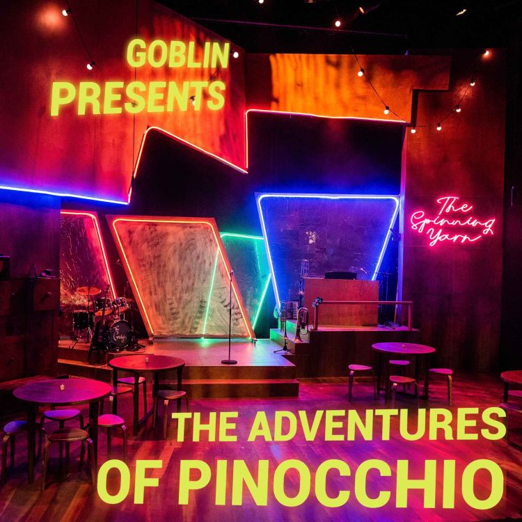 cover art for The Adventures of Pinocchio - Part 6