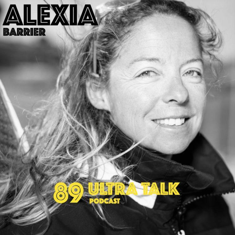 cover art for Alexia Barrier - Déjà 17 transats effectuées et un Vendée Globe en ligne de mire