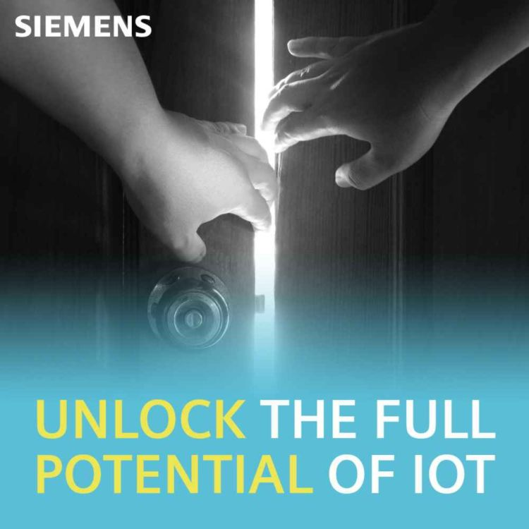 cover art for IoT: It's all about the people!