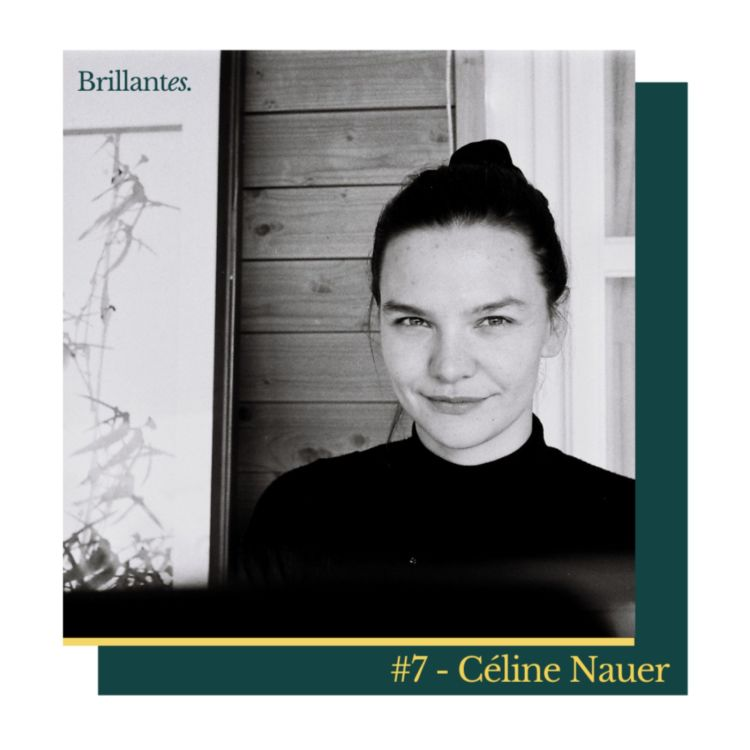 cover art for #7 - Céline Nauer - Empowering women in tech and science