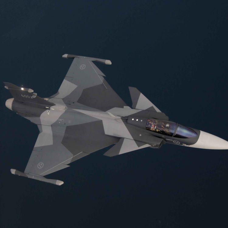 cover art for JAS 39 Gripen