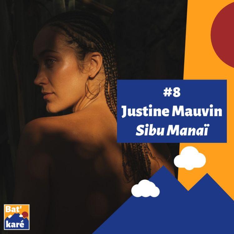 cover art for #8 - Justine Mauvin : La couleur du coeur