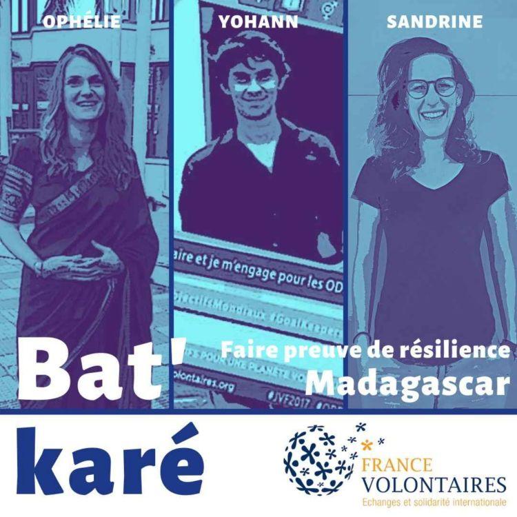 cover art for Spécial volontariat #1 - Madagascar : Faire preuve de résilience