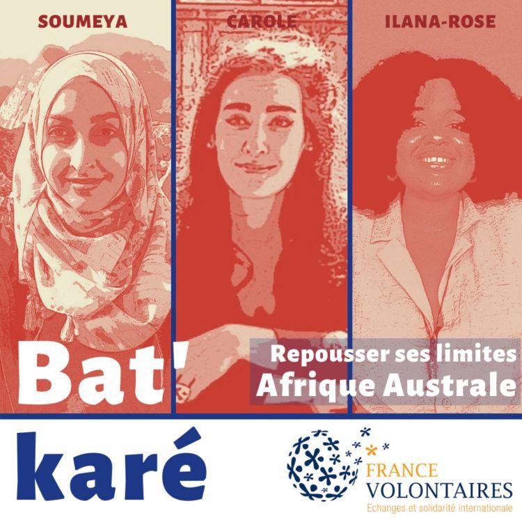 cover art for Spécial volontariat #2 - Afrique Australe : Repousser ses limites