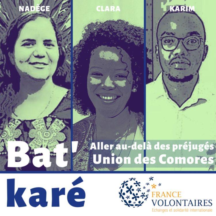 cover art for Spécial volontariat #4 - Union des Comores : Aller au-delà des préjugés