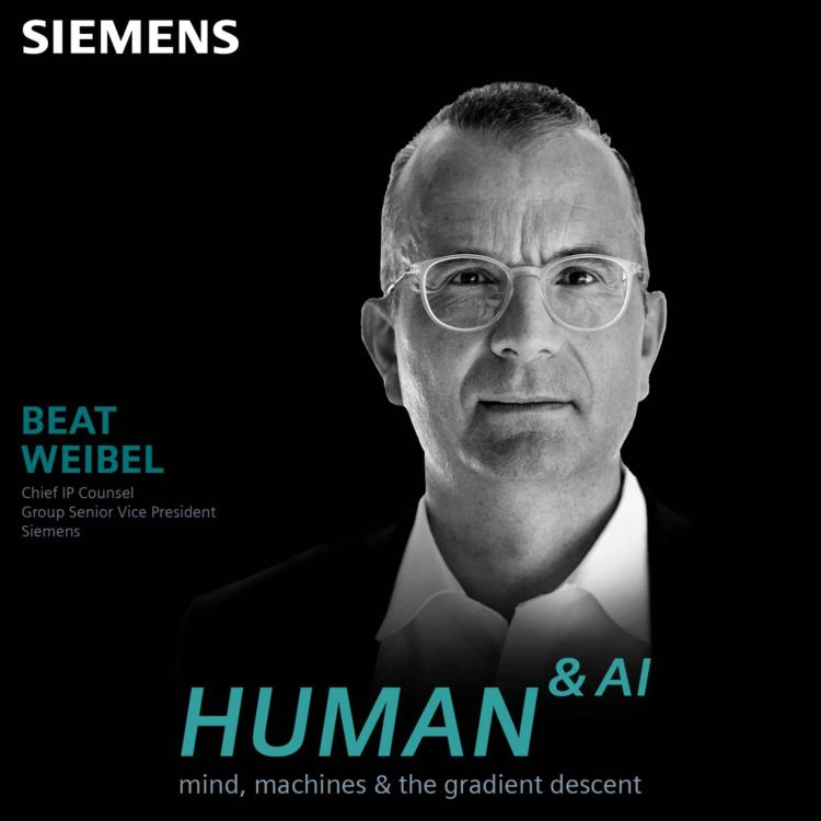 cover art for Beat Weibel - Intellectual Property and AI