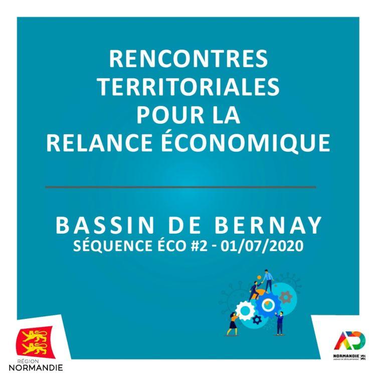 cover art for Séquence Eco - Bernay 1er juillet 2020