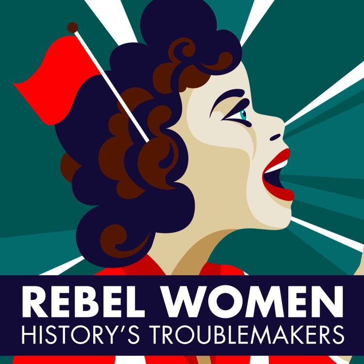 cover art for Rebel Women for Kids: The Suffragettes