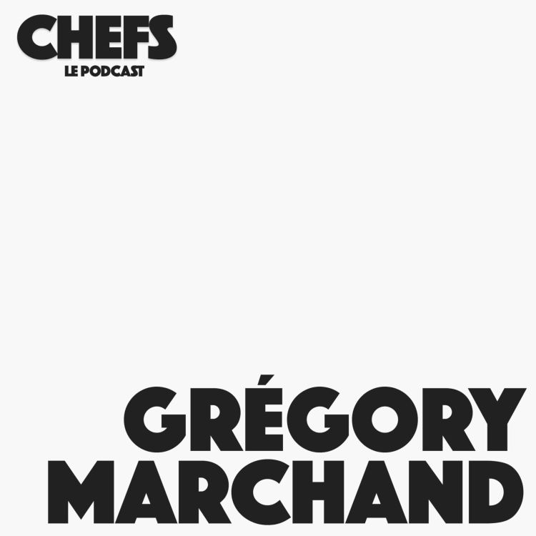 cover art for Grégory Marchand *