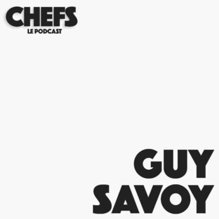 cover art for Guy Savoy ***