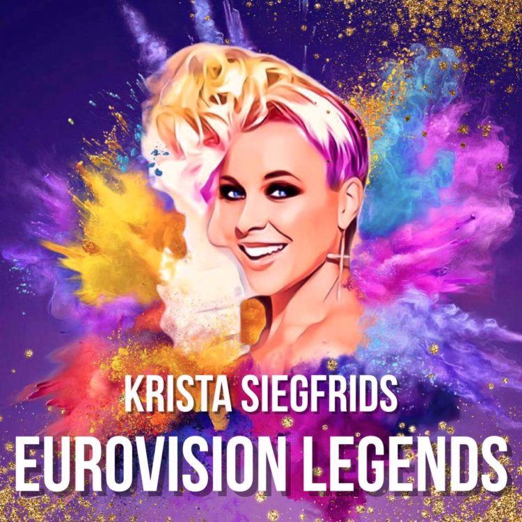 cover art for Krista Siegfrids