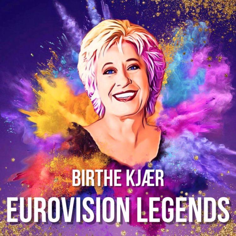 cover art for Birthe Kjær