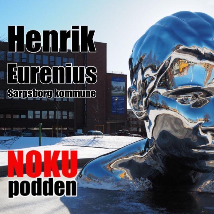cover art for Henrik Eurenius kultursjef i Sarpsborg kommune