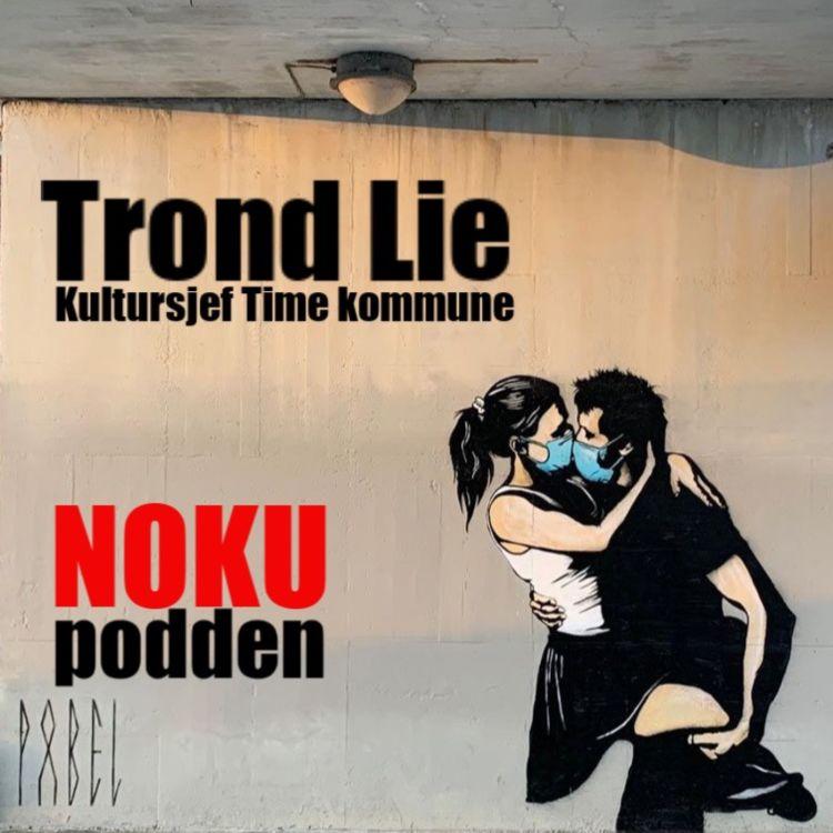 cover art for Trond Lie kultursjef i Time kommune