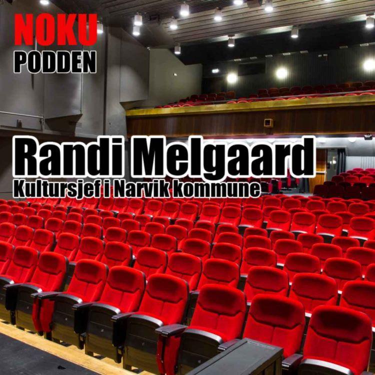 cover art for Randi Melgaard kultursjef i Narvik kommune