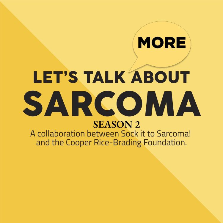 cover art for Let's Talk About Sarcoma Trailer