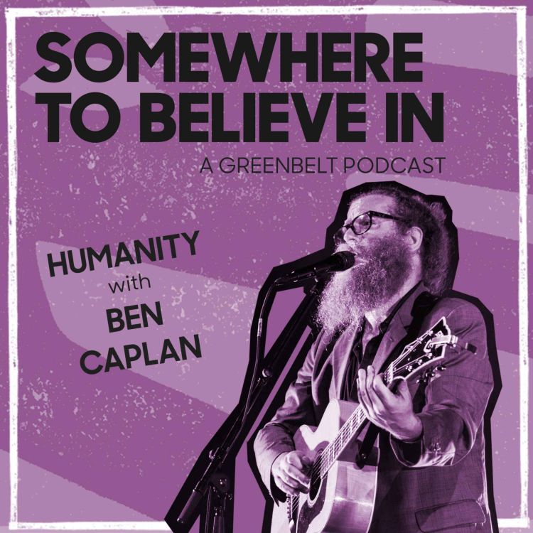 cover art for Humanity with Ben Caplan