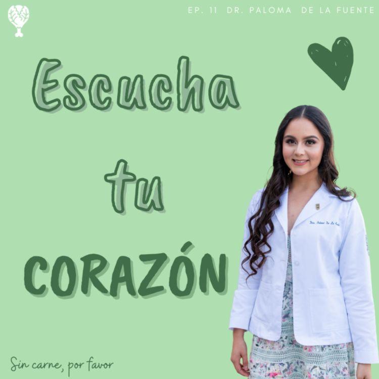 cover art for Escucha tu corazón | Paloma de la Fuente