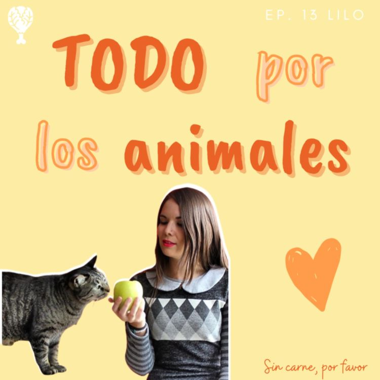 cover art for Activismo por los animales   Lilo de Veganmind