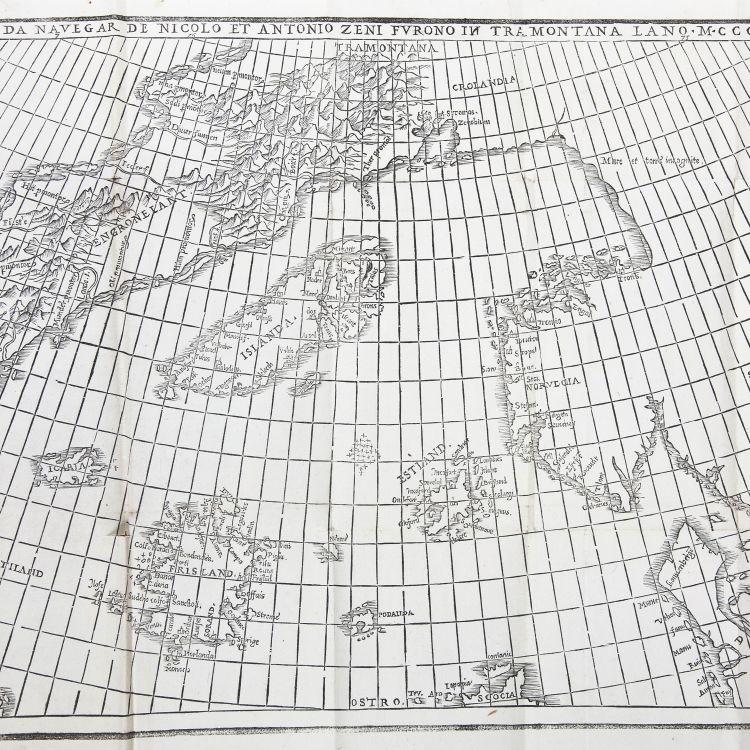 cover art for De eldste kart over nordområdene