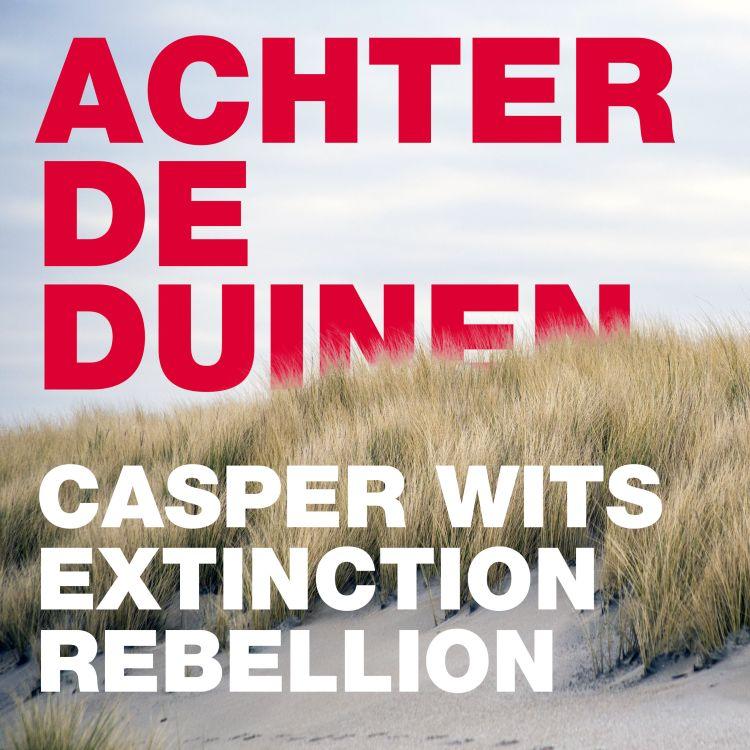 cover art for Casper Wits, Extinction Rebellion