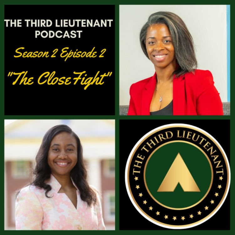 cover art for The Third Lieutenant Podcast: Flight 2021: The Close Fight with Captain Cynthia L. Turner