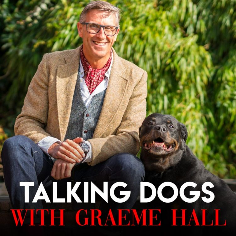 cover art for Talking Dogs with Graeme Hall