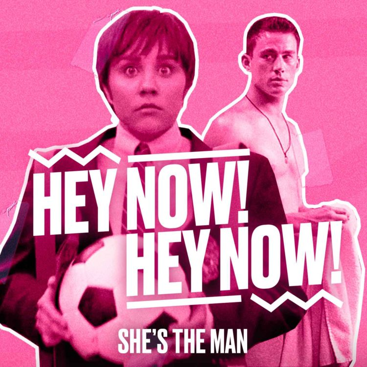 cover art for She's The Man
