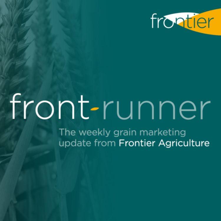 cover art for Frontrunner - 10th September 2021