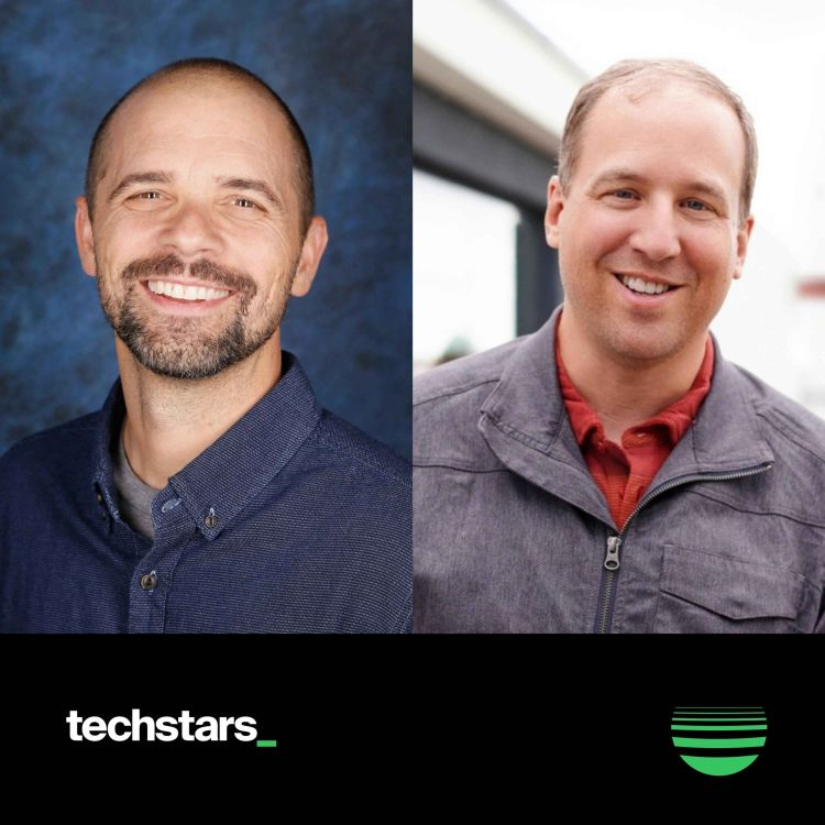 cover art for Ep 50: Sustainability and economic opportunity with Cody Simms of Techstars Climate Tech Podcast