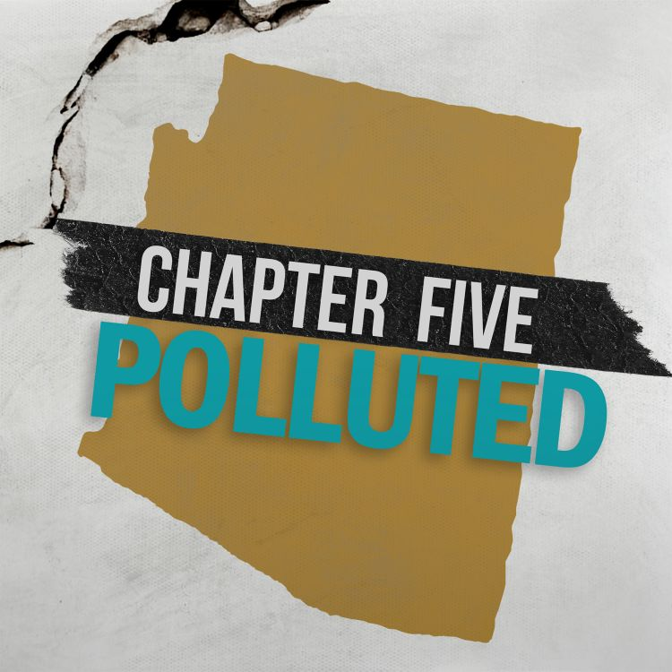 cover art for Chapter Five: Polluted in Arizona