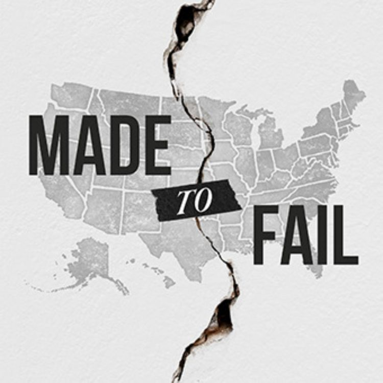 """cover art for BONUS: Julian Castro and Panel on """"Made to Fail"""""""