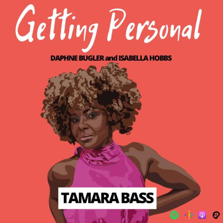 cover art for with Tamara Bass