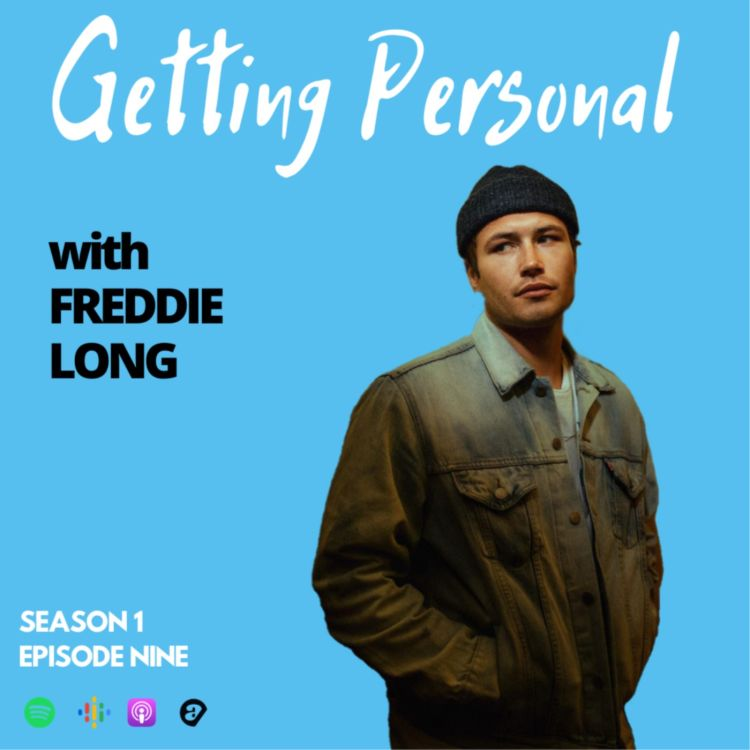 cover art for with Freddie Long
