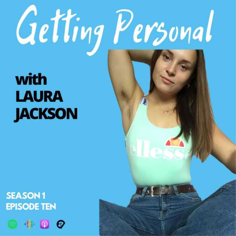 cover art for with Laura Jackson