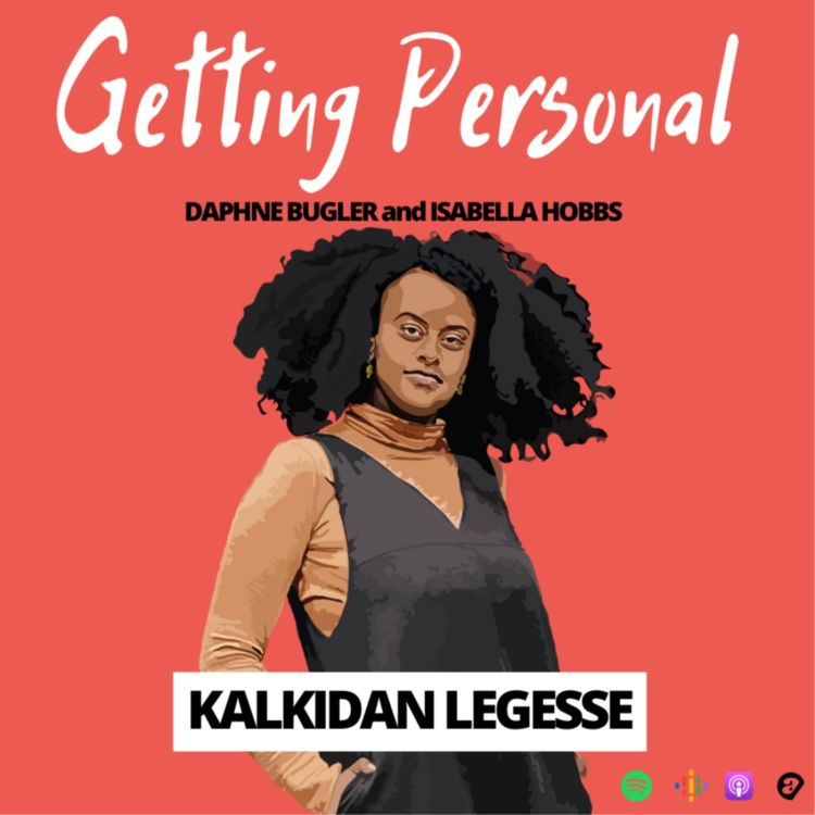 cover art for with Kalkidan Legesse