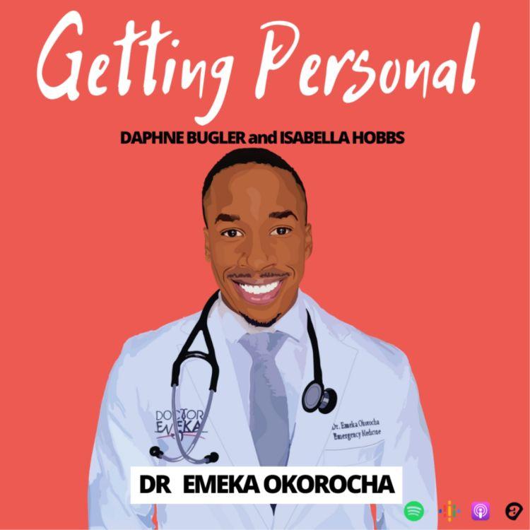 cover art for with Dr. Emeka Okorocha