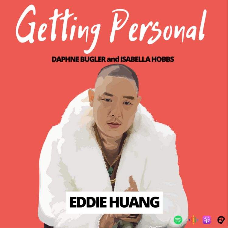 cover art for with Eddie Huang