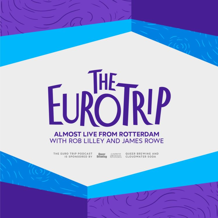 cover art for Almost Live from Rotterdam: Grand Final Preview