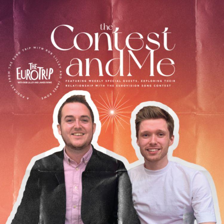cover art for The Contest & Me: Steve Rosenberg