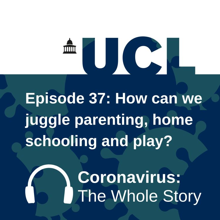 cover art for How can we juggle parenting, home schooling and play?