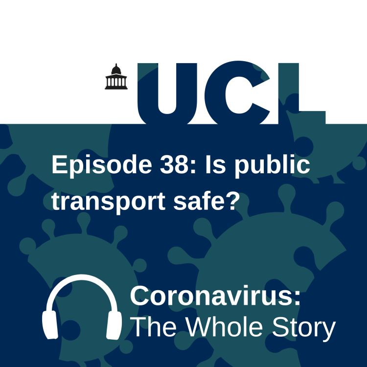 cover art for Is public transport safe?