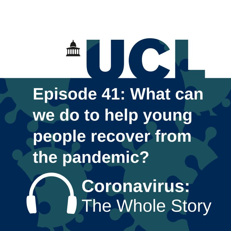 cover art for What can we do to help young people recover from the pandemic?