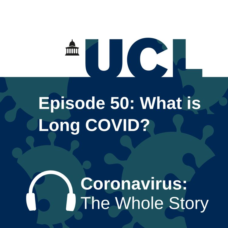 cover art for What is Long COVID?