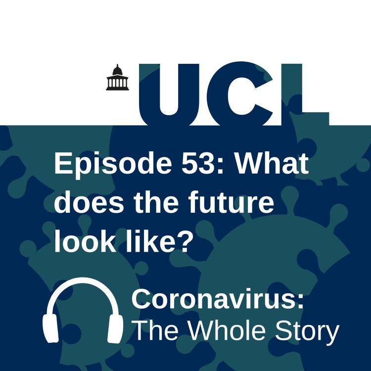 cover art for Coronavirus: The Whole Story - The Live Finale